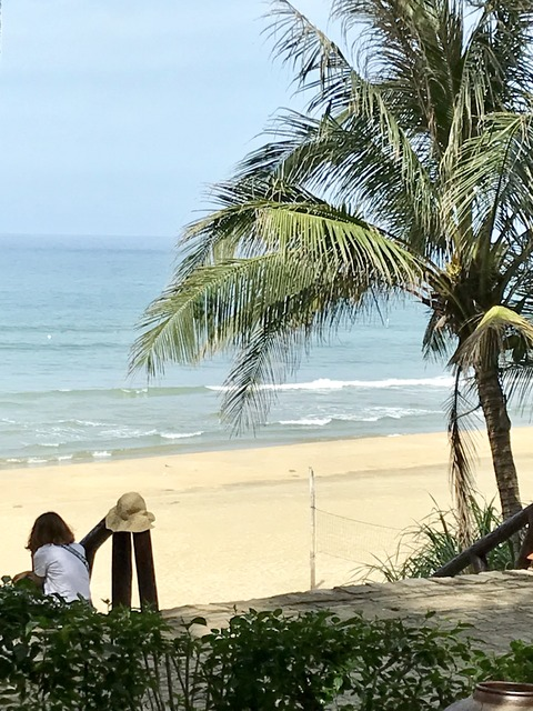 Hue, Lang Co Beach