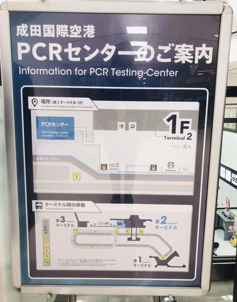 成田pcr検査