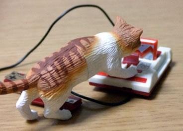 ファミコン猫