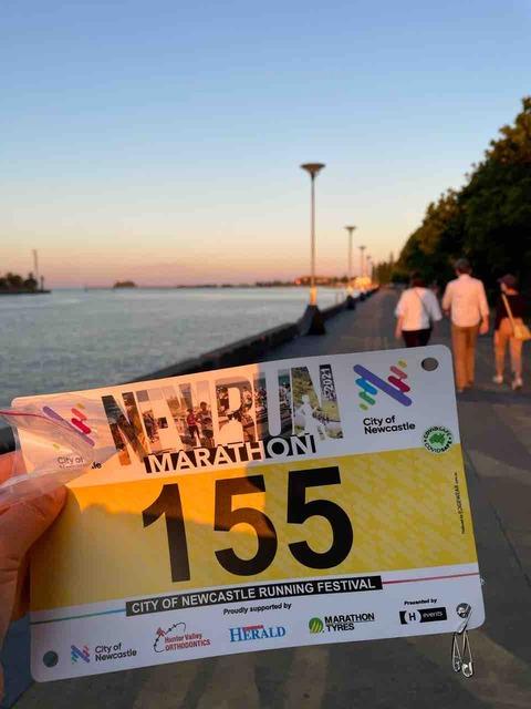 ニューキャッスルマラソン2021