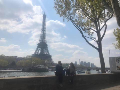 2019年、パリ