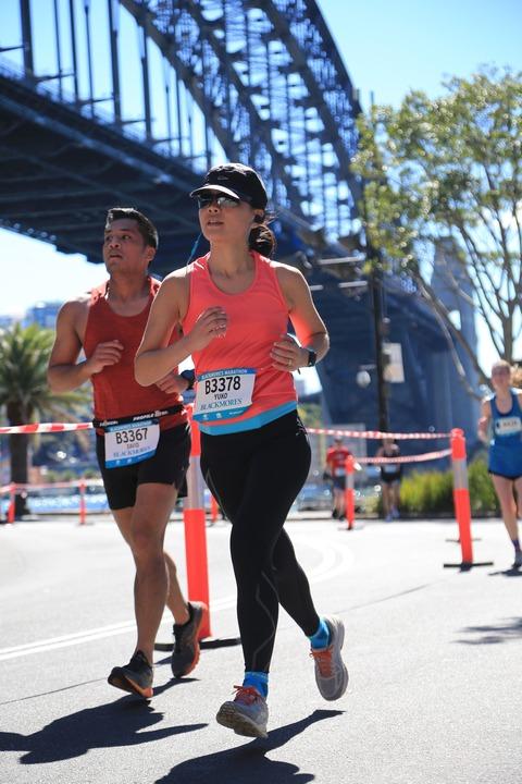 4度目のシドニーマラソン