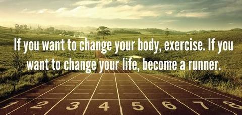 ランナーになって人生が変わった