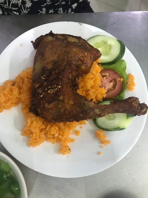 chickenn rice