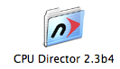 CPU Director by newer