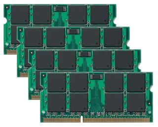 DDR3SODIMMx4