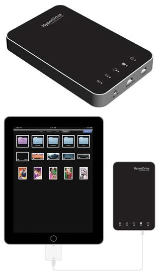 HyperDriveiPad