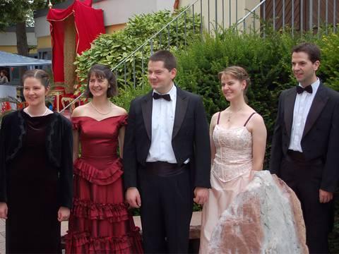 fidelitas quintett