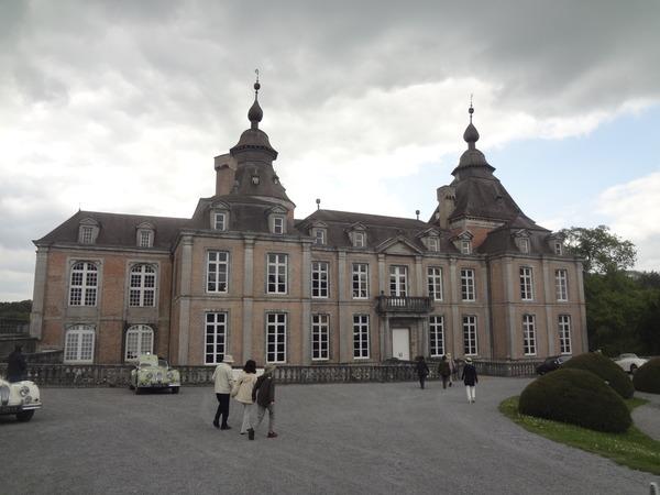 ベルギーの古城鈴木様より7月18日