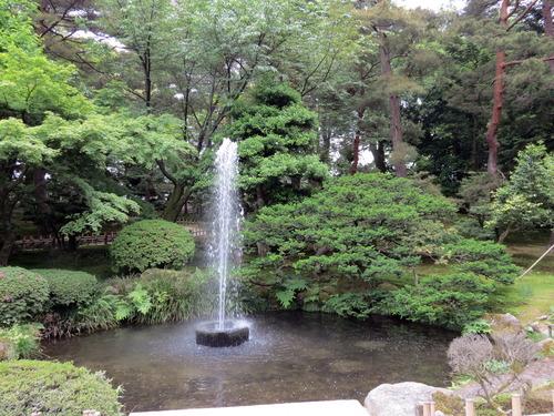 金沢の庭園