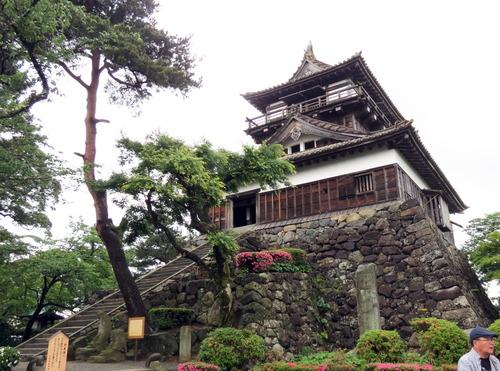 丸岡城(霞ヶ城) �