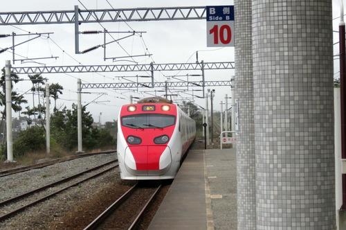 の台湾のローカル線1