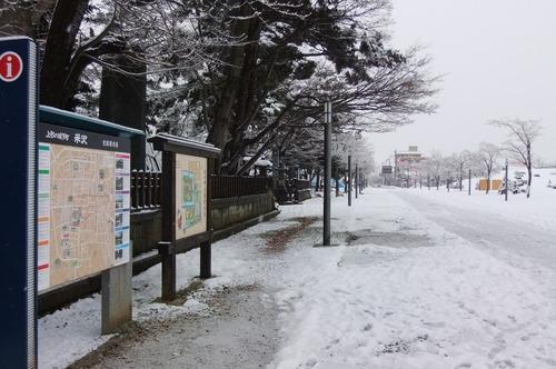 sazan様の雪景色A6日