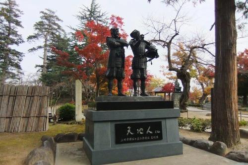 上杉景勝・直江兼続8