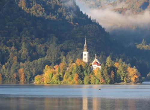 平山さんのクロアチアの旅の10聖母被昇天教会