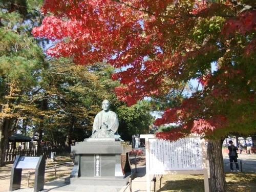 上杉神社紅葉