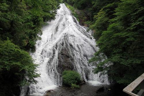 平山さんのお写真の湯滝