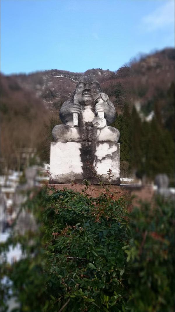 ふれあい石像の里 (3)