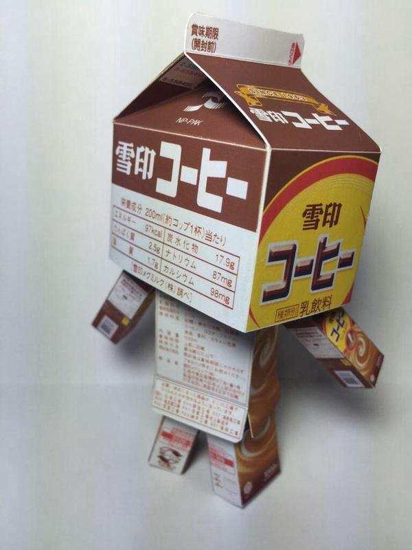 雪印コーヒー的ダンボー (3)