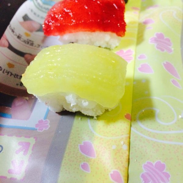 知育菓子たのしいおすしやさん (19)