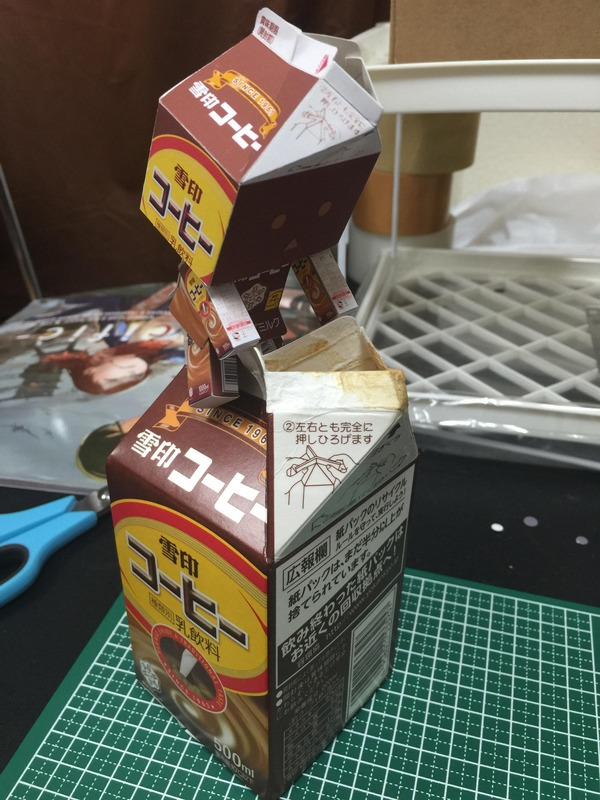 雪印コーヒー的ダンボー (6)