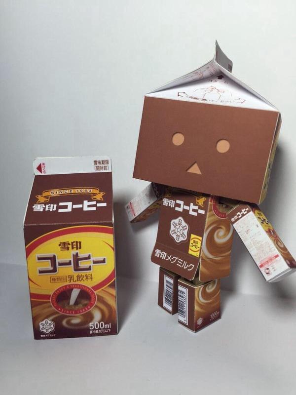 雪印コーヒー的ダンボー (2)