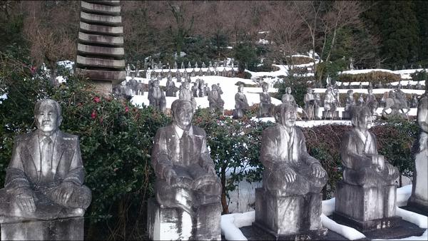 ふれあい石像の里 (6)