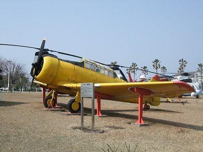 航空基地史料館2