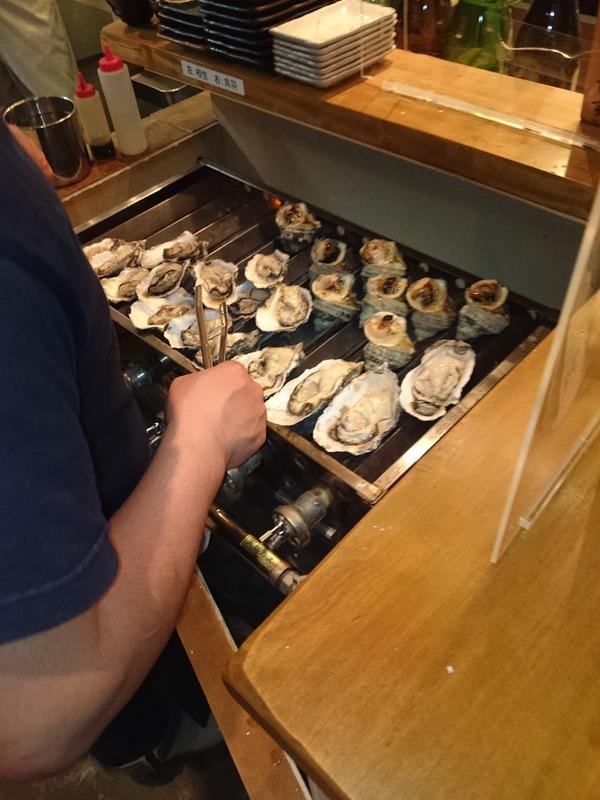 焼き牡蠣2