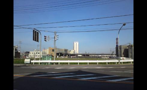 米原駅前2