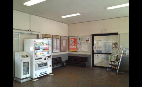 醒ケ井駅2