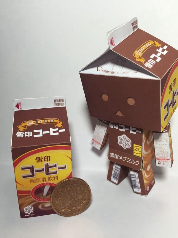 雪印コーヒー的ダンボー (4)