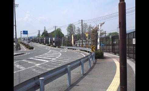 関ヶ原駅前