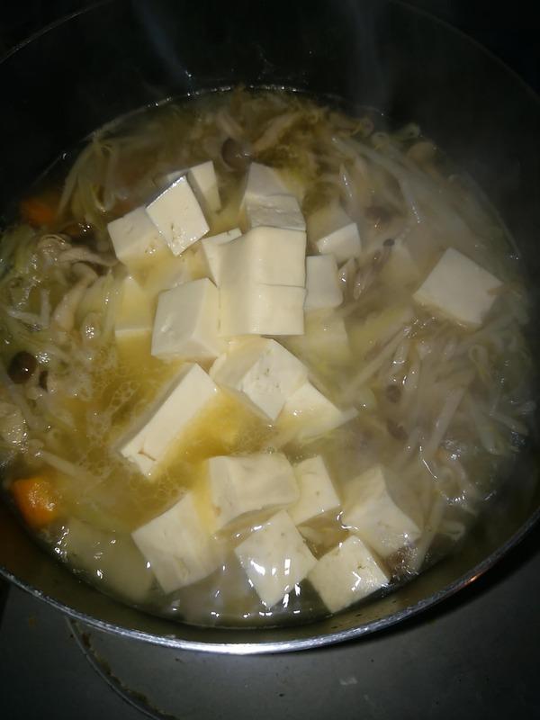豚汁作り3