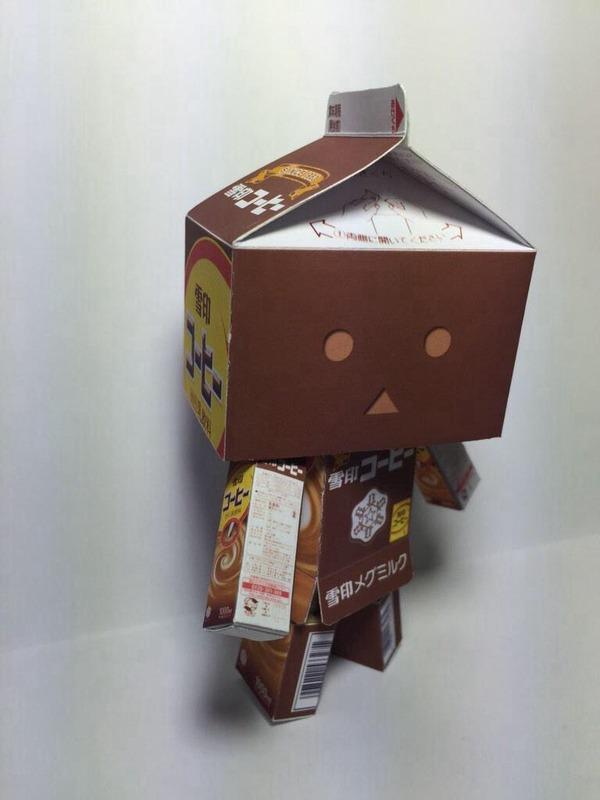 雪印コーヒー的ダンボー (1)