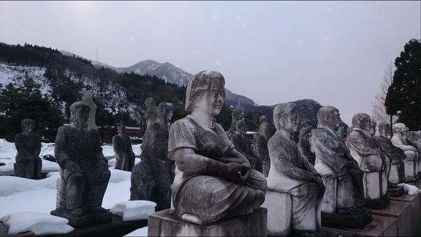 ふれあい石像の里 (8)