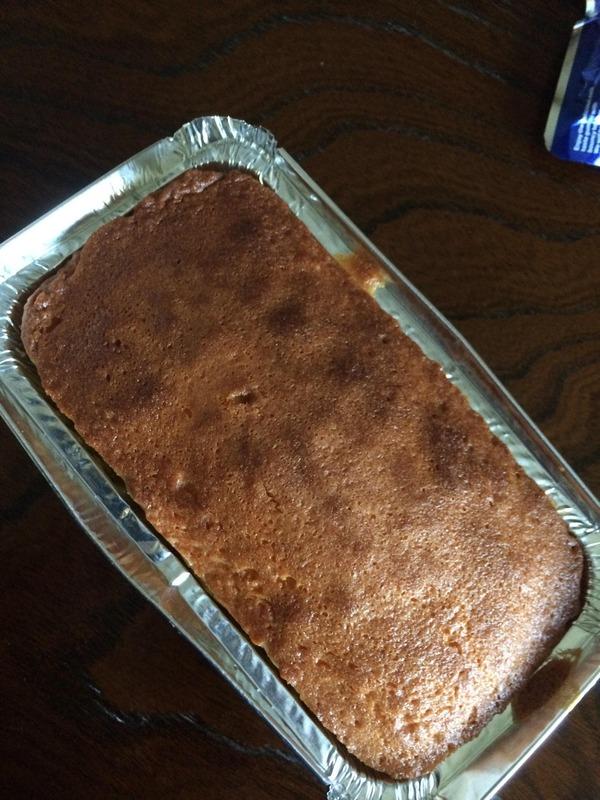パウンドケーキ作り6