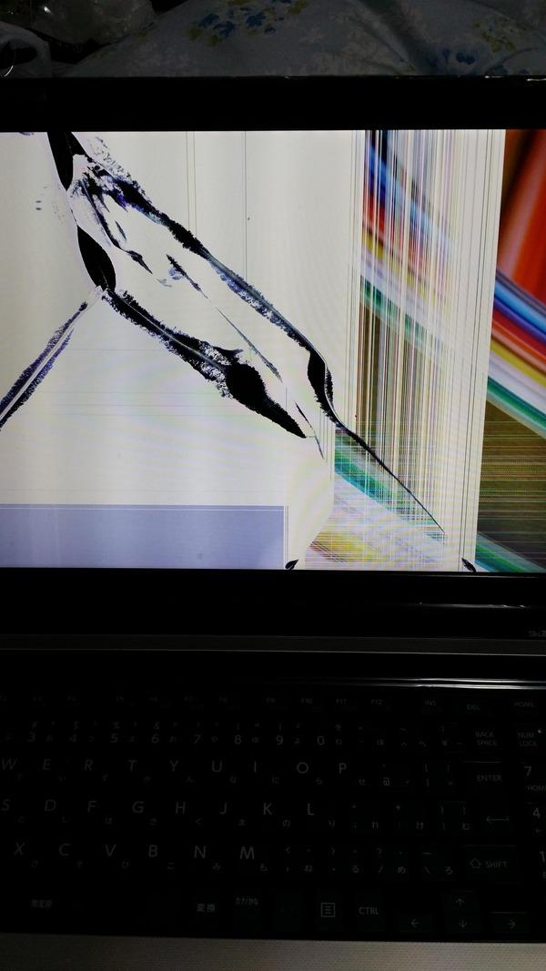 ノートPC液晶