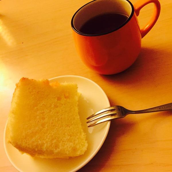 シフォンケーキ3