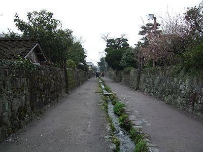 武家屋敷跡4