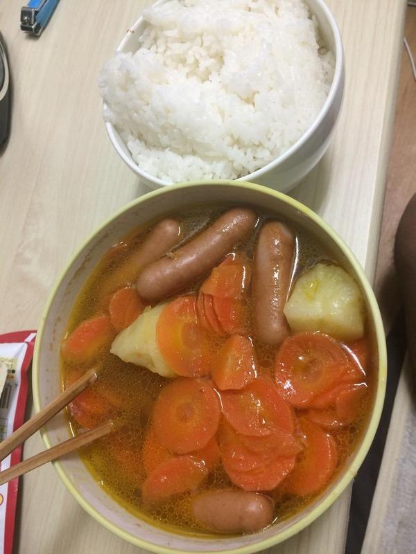コンソメスープ2