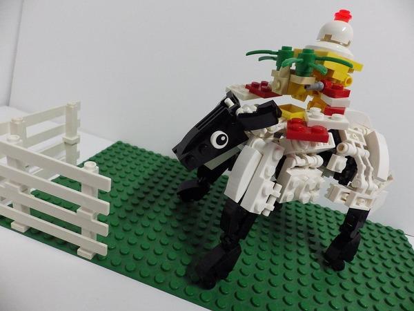 LEGO未