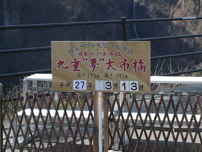 九重夢大吊り橋3