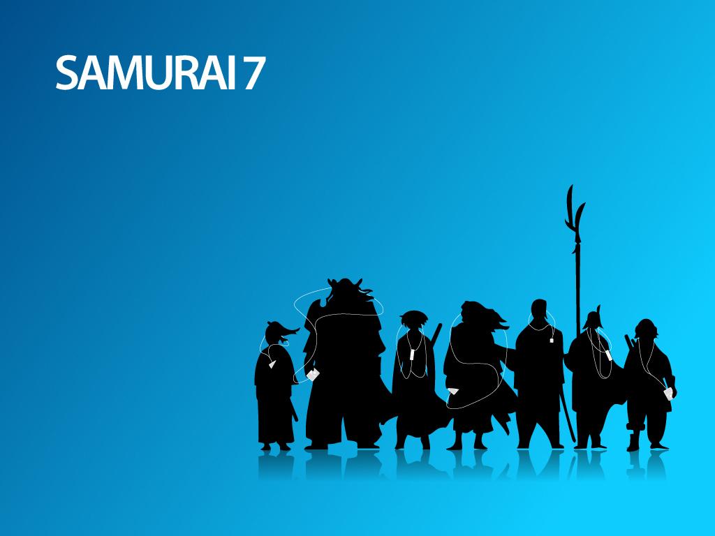 SAMURAI 7。