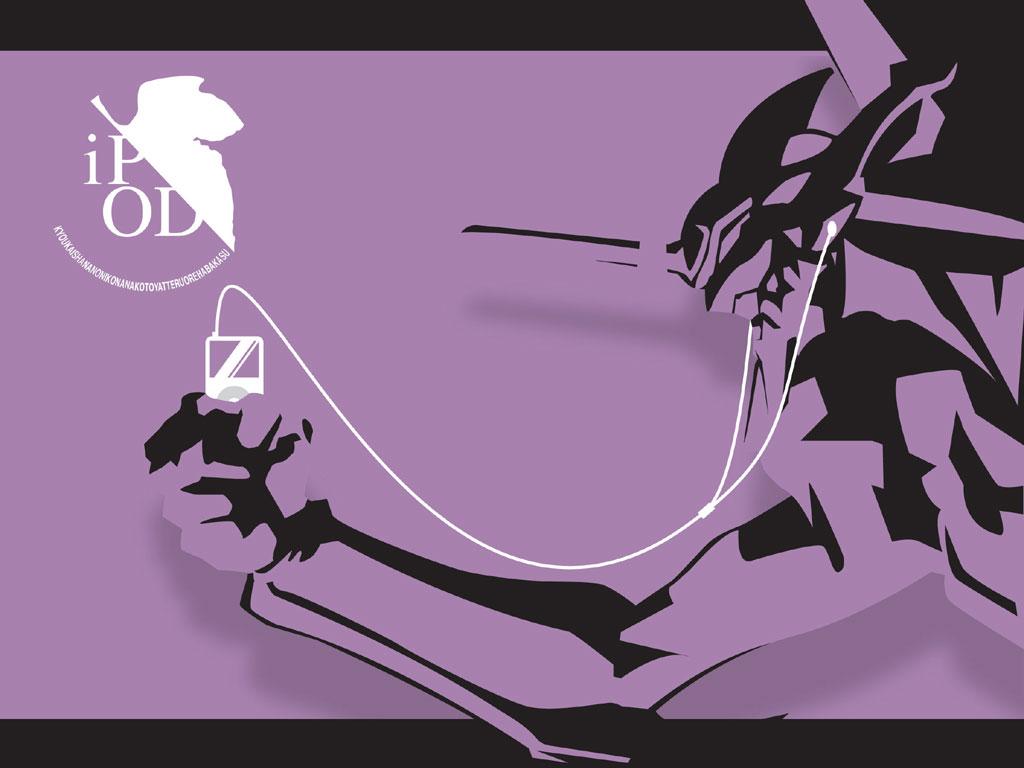 エヴァンゲリオン Ipod風の壁紙やら画像やらを作るスレ勝手にまとめサイト支援 W