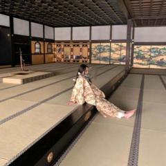 川口春奈、『麒麟がくる』帰蝶のオフショットに大反響「まさに日本の美」