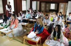 「韓国に肯定的イメージ」外国人の77% 日本人は「否定的」上昇