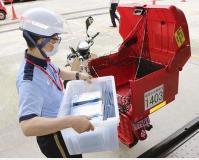 大阪、福岡も布マスク配布始まる 政府、5月中の完了目指す