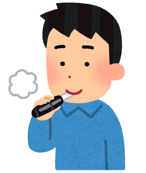 tabako_denshi_man
