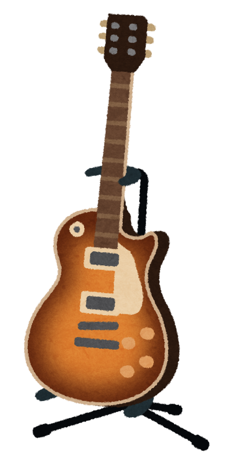 music_guitar_stand_guitar